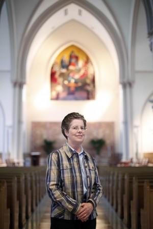 nora nash, directora de RSC de las hermanas franciscanas de Filadelfia