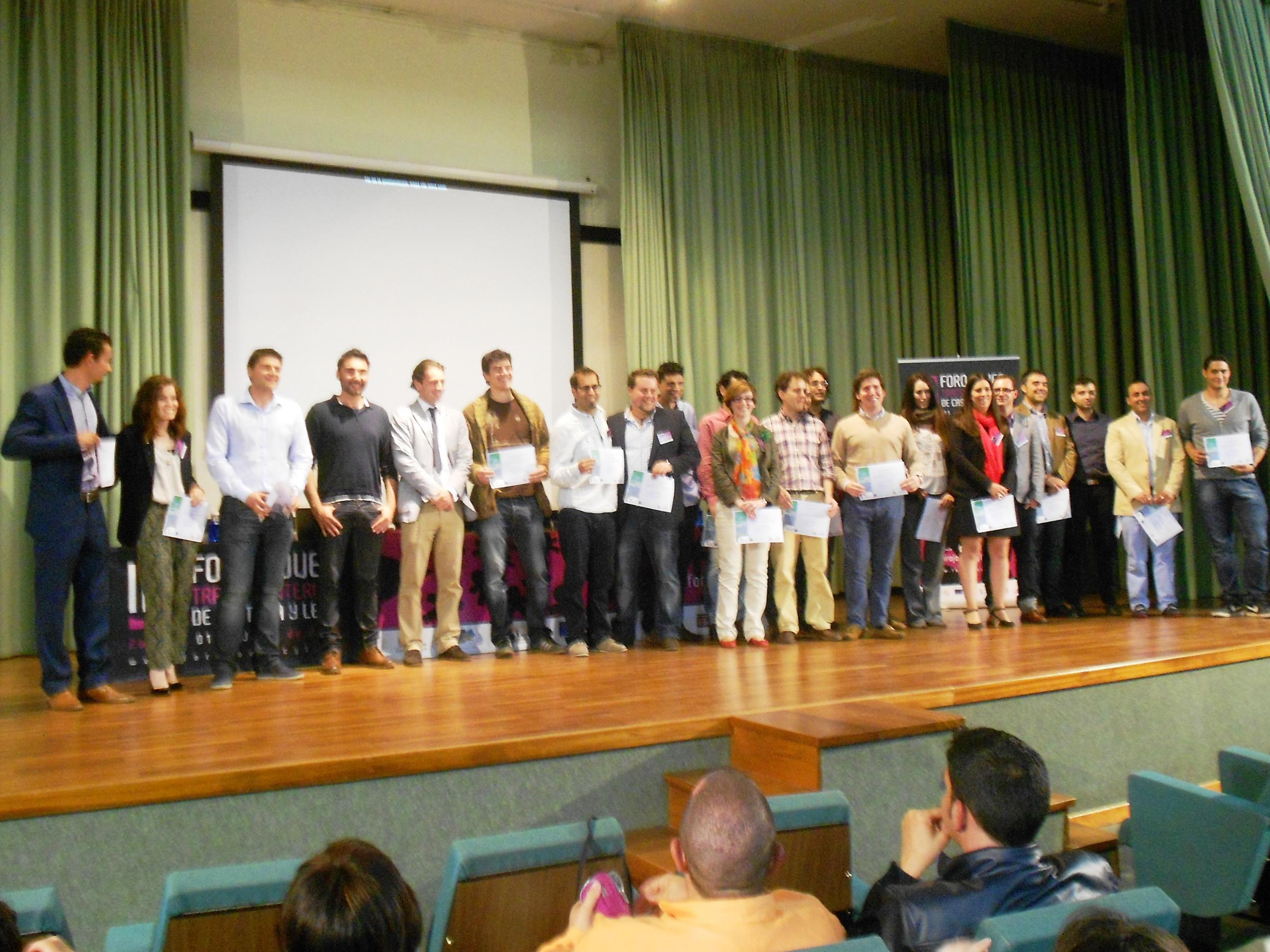 18 proyectos Programa Apoyo Emprendedores CyL