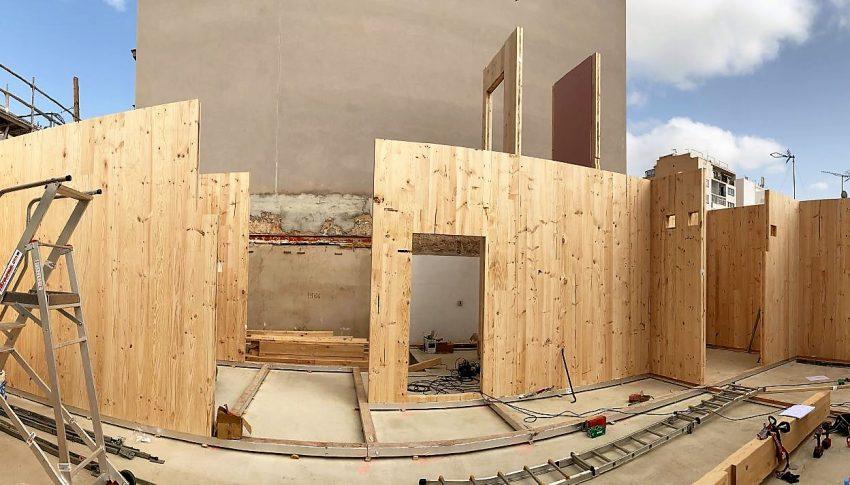 La industria de la madera lista para la construcción de la Nueva Bauhaus Europea